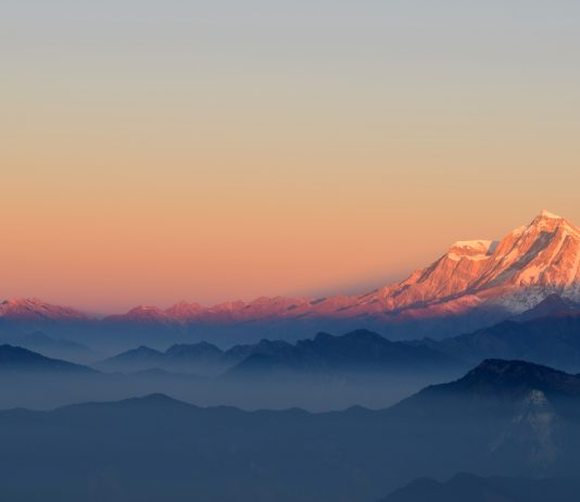 Himalaya by Photo by Prakash Aryal from Pexels